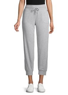 Tommy Hilfiger Logo Cotton-Blend Jogger Pants