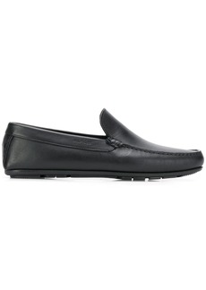 Tommy Hilfiger logo embossed loafers