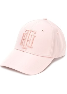 Tommy Hilfiger logo embroidered cap
