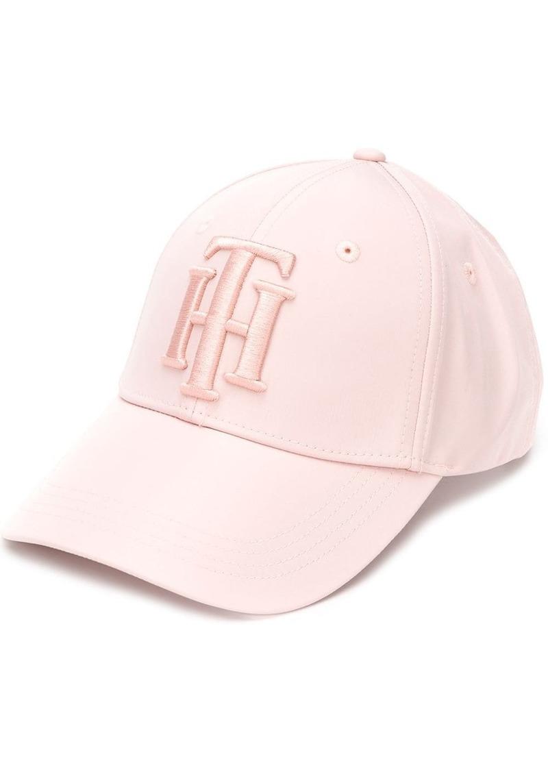 Tommy Hilfiger logo embroidered cap