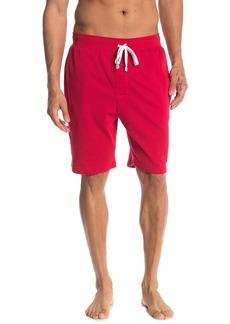 Tommy Hilfiger Logo Fleece Lined Lounge Shorts