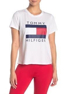 Tommy Hilfiger Logo Graphic Crew Neck T-Shirt