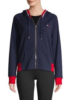 Tommy Hilfiger Logo Hooded Jacket