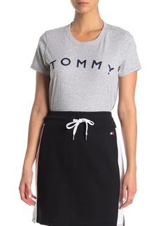 Tommy Hilfiger Logo Knit T-Shirt
