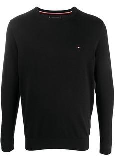 Tommy Hilfiger logo pacth jumper