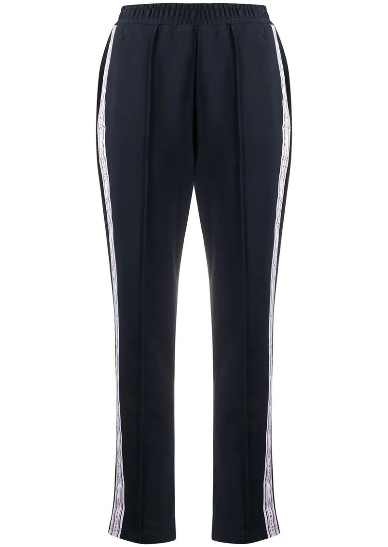 Tommy Hilfiger logo panel track trousers
