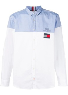 Tommy Hilfiger logo printed shirt