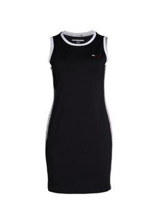 Tommy Hilfiger Logo Stripe Dress