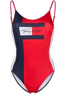 Tommy Hilfiger logo swim suit