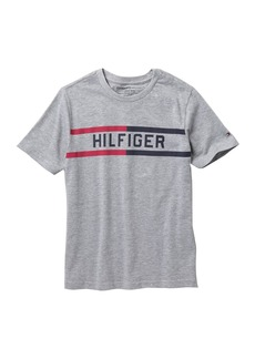 Tommy Hilfiger Logo T-Shirt (Big Boys)