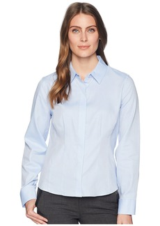 Tommy Hilfiger Long Sleeve Button Blouse