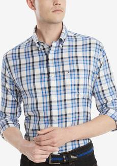 Tommy Hilfiger Long Sleeve Button Down Shirt in Classic Fit