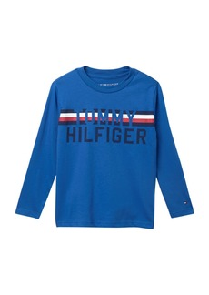 Tommy Hilfiger Long Sleeve T-Shirt (Toddler Boys)