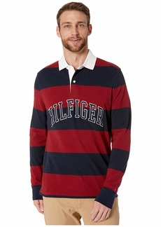 Tommy Hilfiger Magnetic Long Sleeve Button Down Shirt in Custom Fit