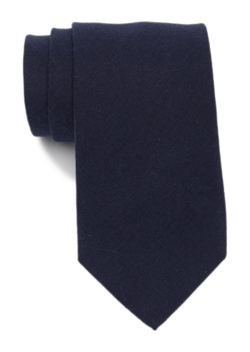 Tommy Hilfiger Manhattan Solid Silk Tie - XL
