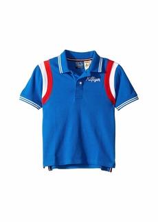 Tommy Hilfiger Marks Short Sleeve Polo (Little Kids/Big Kids)