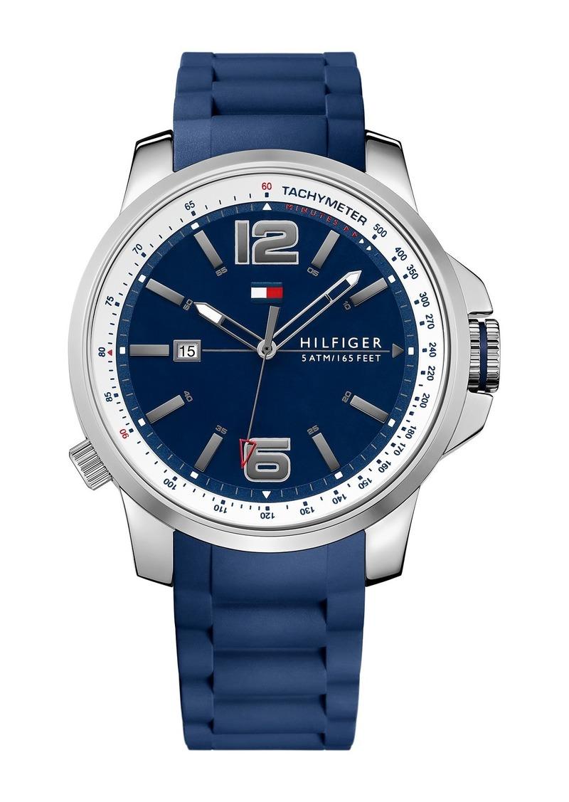 Tommy Hilfiger Men's Brandon Sport Watch, 46mm