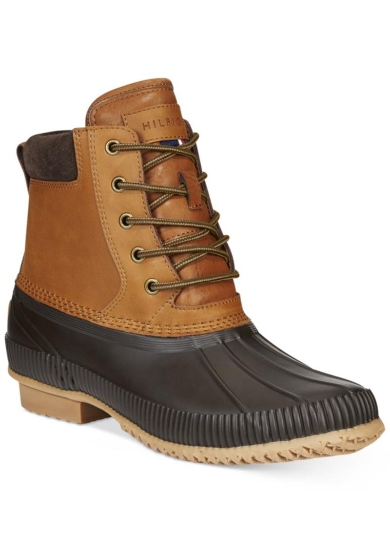 tommy hilfiger men 39 s tommy hilfiger charlie duck boots men 39 s shoes shoes. Black Bedroom Furniture Sets. Home Design Ideas
