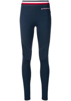 Tommy Hilfiger mesh-panelled leggings