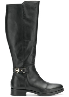 Tommy Hilfiger mid-calf buckle boots