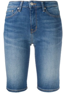 Tommy Hilfiger mid-rise knee-length shorts