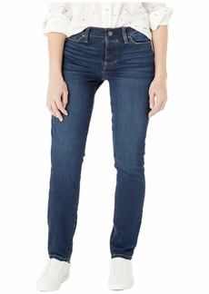 Tommy Hilfiger New Midnight Skinny Jeans with Adjustable Waist and Velcro® Magnet Buttons