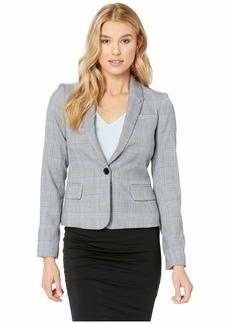 Tommy Hilfiger One-Button Jacket