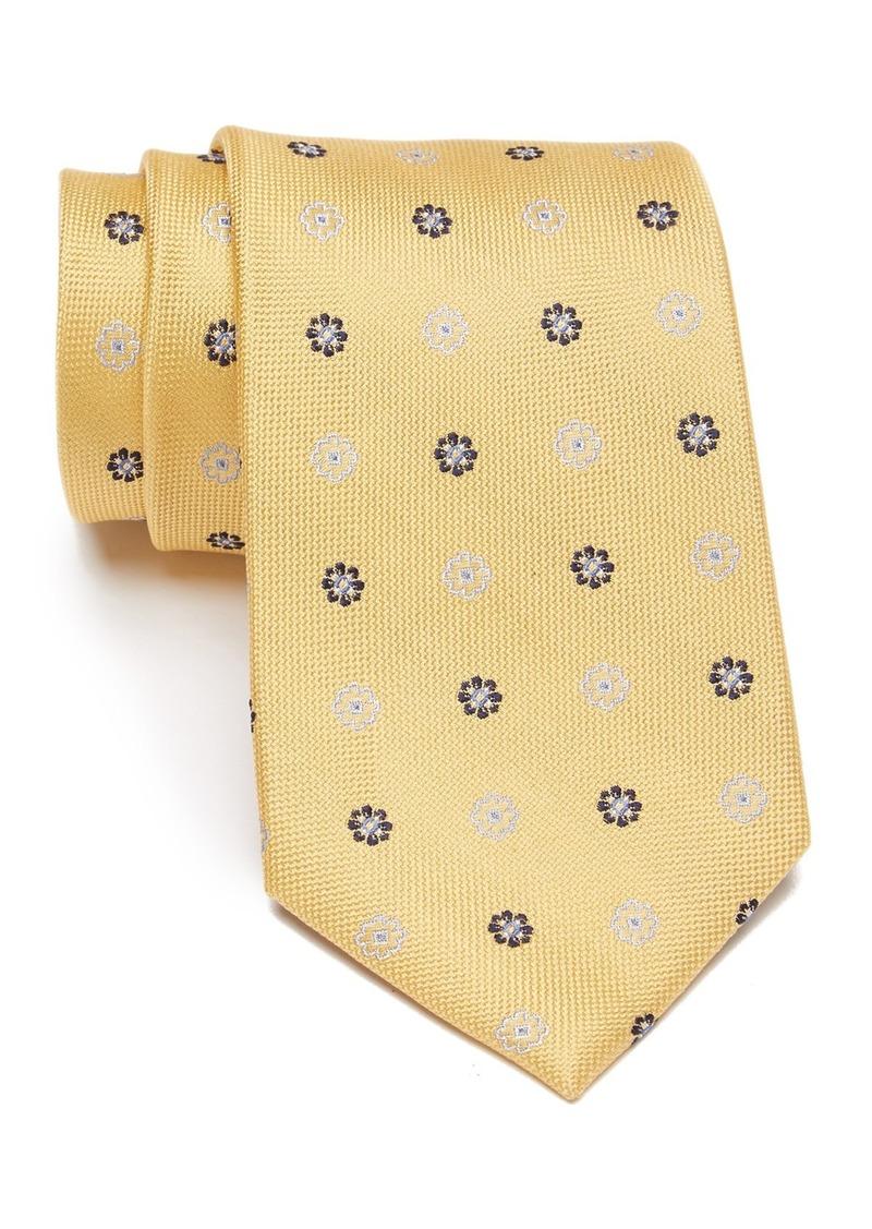 Open Neat Silk Tie