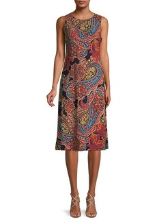 Tommy Hilfiger Paisley Jersey Dress