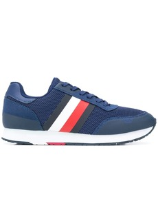 Tommy Hilfiger panelled colour-block sneakers
