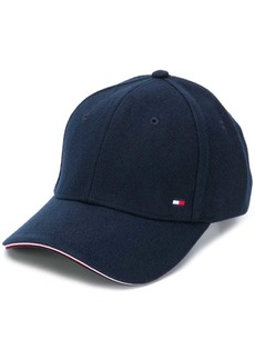 Tommy Hilfiger piped trim baseball cap