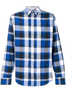 Tommy Hilfiger plaid button down shirt
