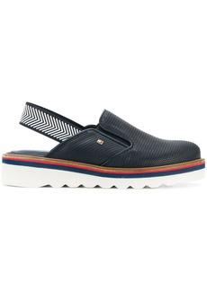 Tommy Hilfiger platform slingback sandals