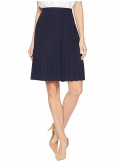 Tommy Hilfiger Pleated Woven Skirt