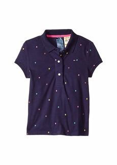 Tommy Hilfiger Polo Shirt with Magnetic Buttons (Little Kids/Big Kids)