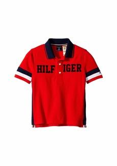 Tommy Hilfiger Pontelli Short Sleeve Polo (Little Kids/Big Kids)