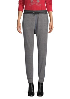 Tommy Hilfiger Pow Houndstooth Track Pants