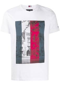 Tommy Hilfiger printed T-shirt