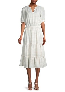 Tommy Hilfiger Prism Ripple Dress
