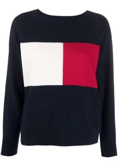 Tommy Hilfiger Relaxed Fit knitted jumper