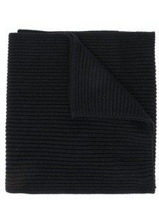 Tommy Hilfiger ribbed knit scarf