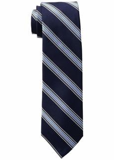 d4f8ea5f985c Tommy Hilfiger Tommy Hilfiger Men's Tri Stripe and solid Self-Tie ...