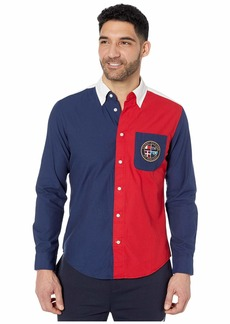 Tommy Hilfiger Rick Pieced Long Sleeve