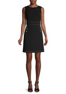 Tommy Hilfiger Roundneck Mini Dress