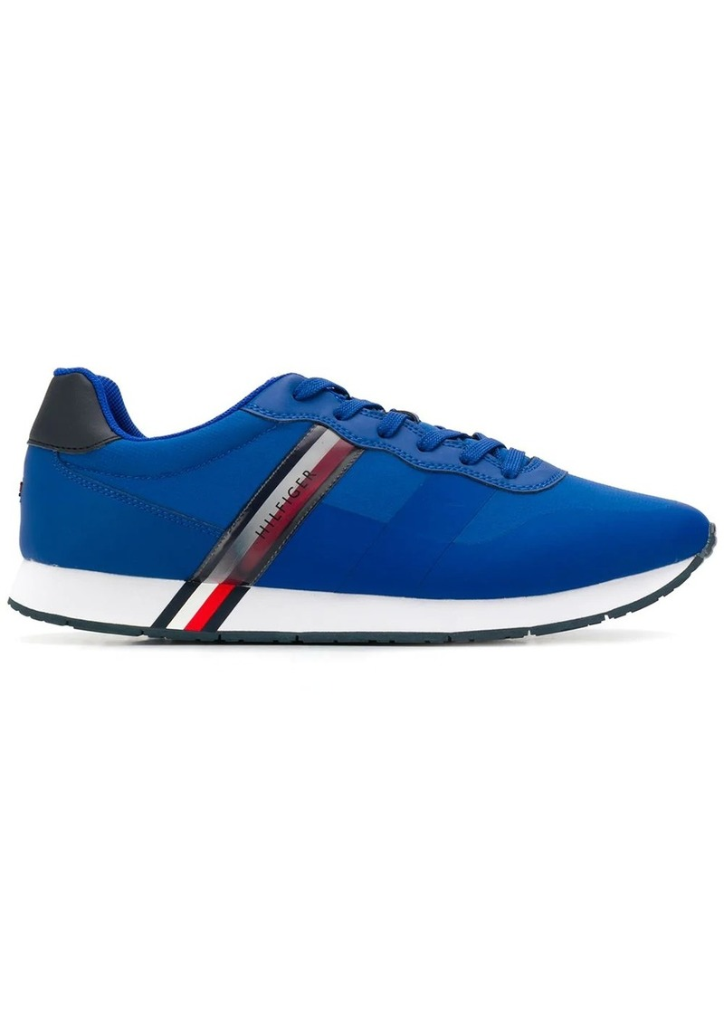 Tommy Hilfiger rubber stripe sneakers
