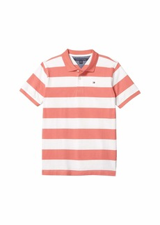 Tommy Hilfiger Rugby Stripe Polo (Big Kids)