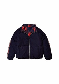 Tommy Hilfiger Seated Fit Puffer Jacket (Little Kids/Big Kids)