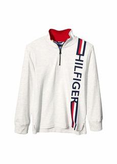 Tommy Hilfiger Seth 1/2 Zip Sweater (Big Kids)
