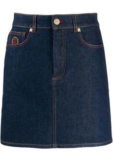 Tommy Hilfiger short denim skirt