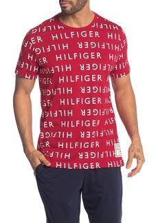 Tommy Hilfiger Logo Print Lounge T-Shirt